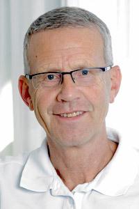 Dr. med. Bernhard Dickreiter, asesor superior en medicina interna y de rehabilitación