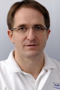 Dr. Thomas Schneider Leitender Orthopäde der Gelenk-Klinik Gundelfingen