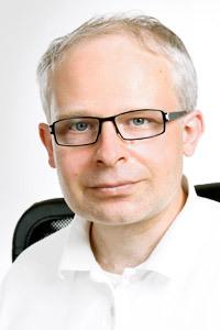 Dr. Peter Jedrusik, Radiologe