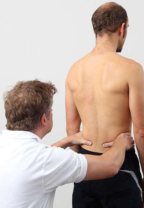 Bei der Epilepsie tut der Rücken weh