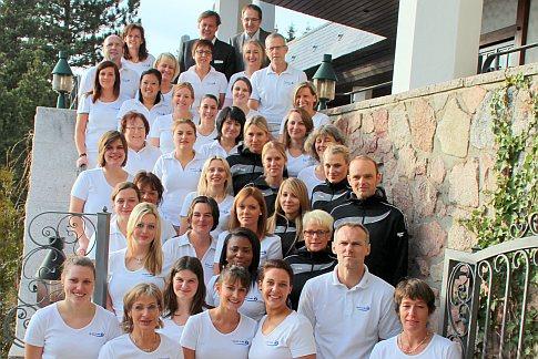 Mitarbeiter der Gelenk-Klinik