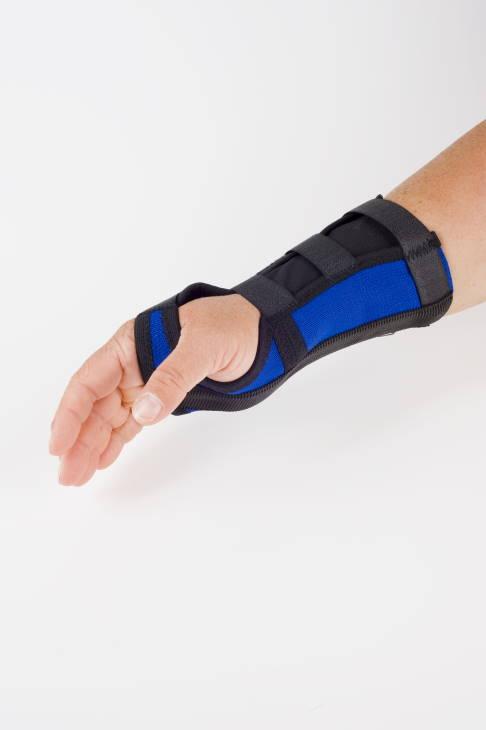Entzündet handgelenk gips lange sehnenscheide wie Operationen am
