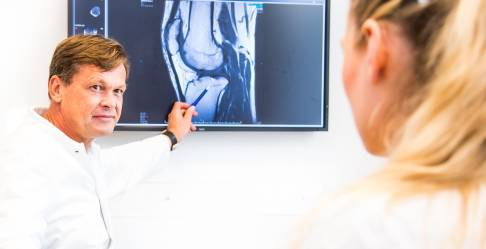 The Orthopedic Clinic Gelenk-Klinik has been certified as one of the main centers of endoprosthetic knee surgery in Germany