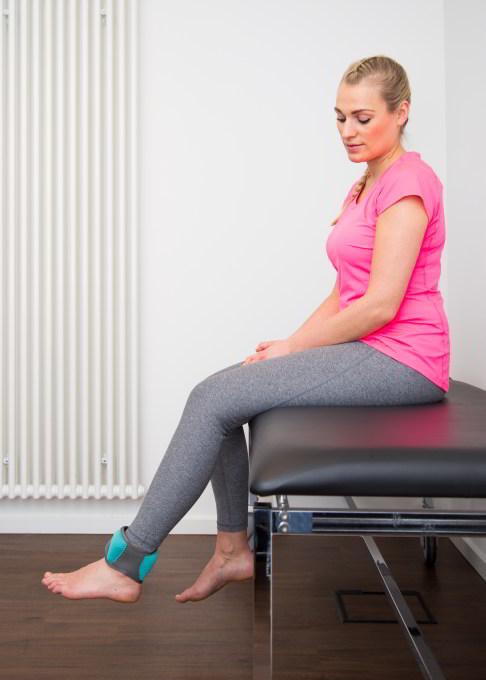 Nach langem Sitzen Schmerzen in den Knien, sollte ich zum Arzt gehen?