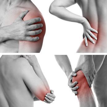 Gelenkschmerz - ein Symptom, viele Ursachen