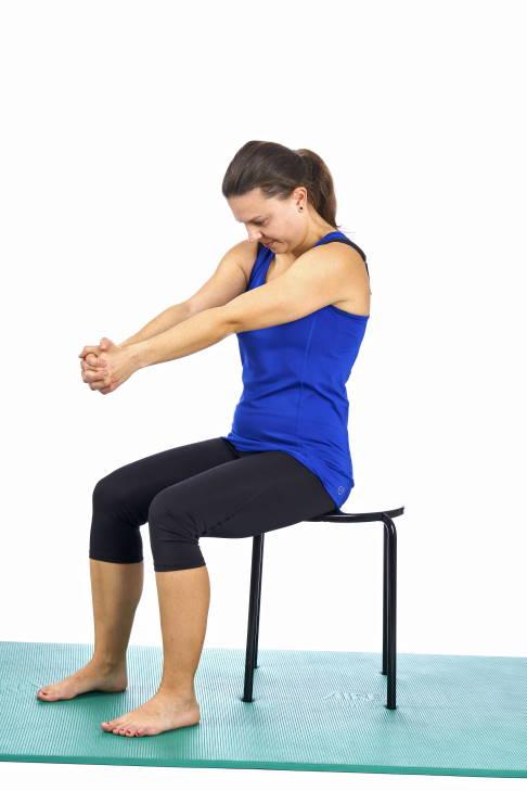 Rückenschmerzen zwischen schulterblatt