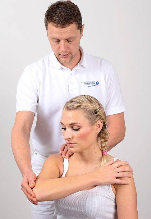 Schulter-Syndrom (Schulterschmerzen)