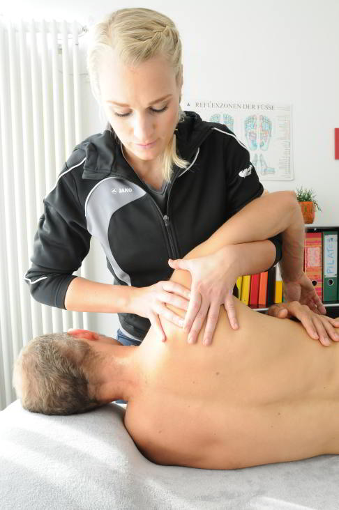Frozen Shoulder mit manueller Physiotherapie behandeln